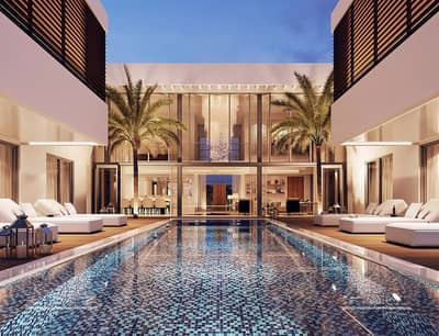 6 Bedroom Villa for Sale in Mohammad Bin Rashid City, Dubai - Luxurious 6 bed waterfront villas   Direct from developer