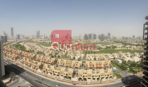 1 Bedroom Apartment for Rent in Dubai Sports City, Dubai - FULL GOLF COURSE VIEW! STUNNING DEAL!