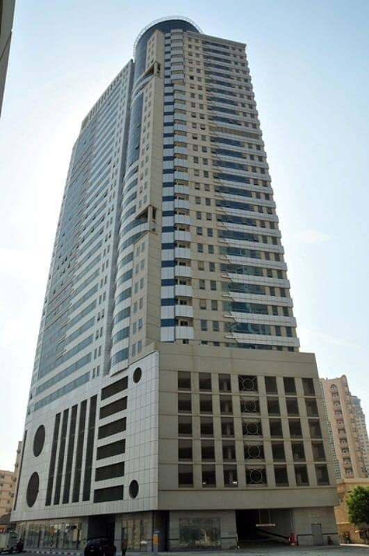 Large 3 bedroom apartment with amazing views for sale in Al Mamzar Sharjah