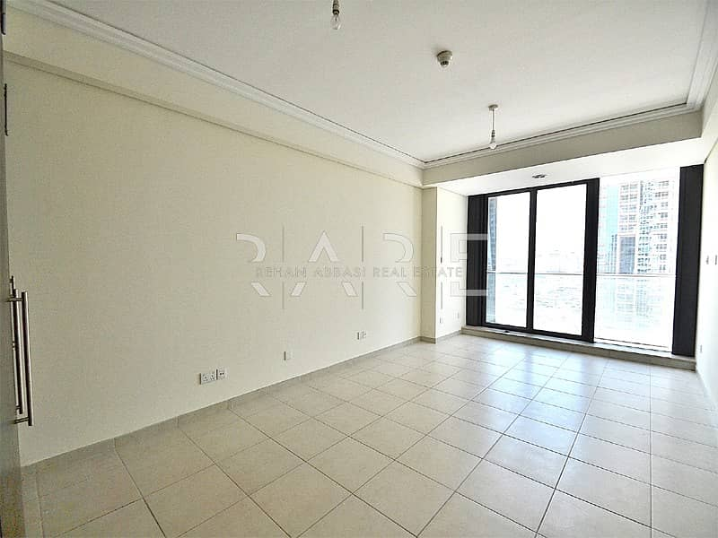 Studio with Partial Lake View in Goldcrest Views - JLT