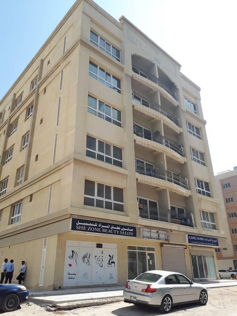 Building in Al Khan