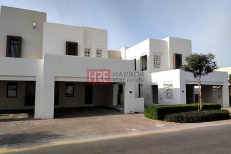 فیلا 3 غرفة نوم للايجار في ريم، دبي - Mira Oasis 1 Type J 3 BR + Study + Maid Single Row