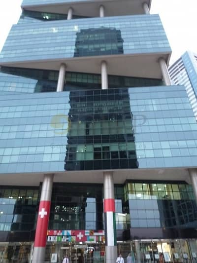 Office for Rent in Jumeirah Lake Towers (JLT), Dubai - Fitted office I partitions I Swiss Tower