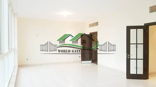 3 Bedroom Apartment for Rent in Al Najda Street, Abu Dhabi - WONDERFUL 3BHK WITH MAID'S ROOM AND AMENITIES