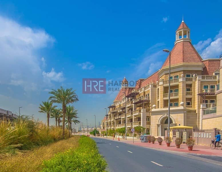 1 Bedroom For Rent In Le Grand chateau