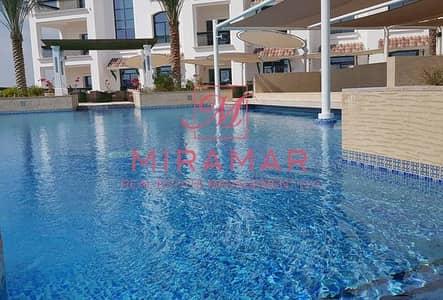 شقة 1 غرفة نوم للايجار في جزيرة ياس، أبوظبي - شقة في أنسام جزيرة ياس 1 غرف 80000 درهم - 3916170