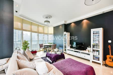 2 Bedroom Flat for Sale in Dubai Marina, Dubai - 2 Units For Sale|Spacious|Maids and Study