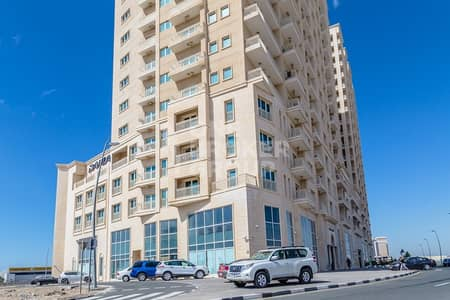 Shop for Rent in Downtown Jebel Ali, Dubai - Exclusive & Vacant  Shell & Core  Retail
