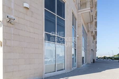 Shop for Rent in Downtown Jebel Ali, Dubai - Exclusive Shell & Core Retail Space   Jebel Ali