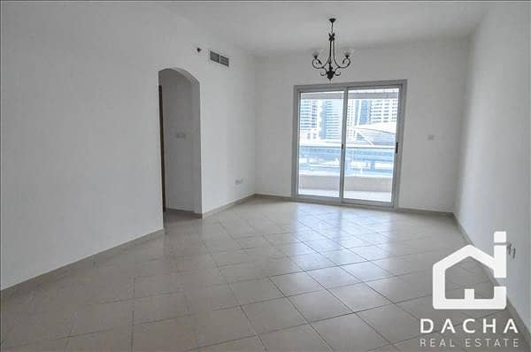 UNFURNISHED 2 BED APARTMENT AT MARINA DIAMOND 5