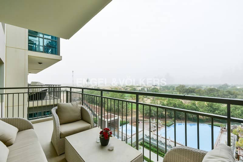 11 Pool and Golf Course View|Fitted Appliances