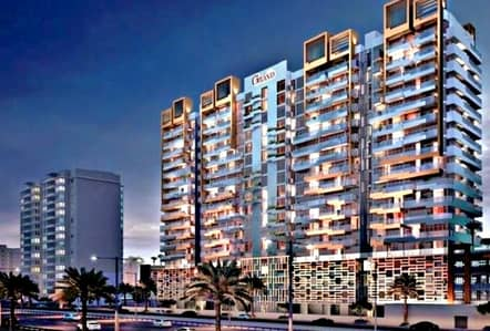Studio for Sale in Dubai Sports City, Dubai - Prestigious Address Overlooking Park!