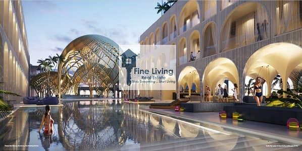 1 Bedroom Hotel Apartment for Sale in The World Islands, Dubai - INVESTMENT OPPORTUNITY -  GUARANTEED 100 % ROI - PRICES FROM 1.5 MILLION