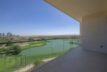 3 Bedroom Apartment for Sale in The Hills, Dubai - 3 Bedroom plus maid with Full Golf Views