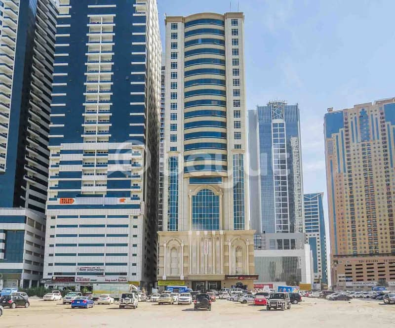 3 BHK with free parking available in Al Taawun (Direct Owner)