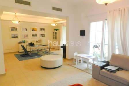 3 Bedroom Villa for Sale in Arabian Ranches, Dubai - Ideally located | Type 1M | Backing pool