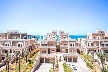 3 Bedroom Flat for Sale in Palm Jumeirah, Dubai - Brand New and Vacant 3 Bed with Beach Access