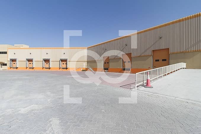 21 Large Size Cold Storage Warehouse for Sale in Techno Park