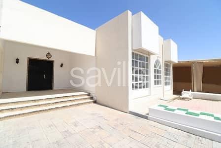 فیلا 3 غرفة نوم للايجار في ضاحية حلوان، الشارقة - 3bedroom villa for rent in Halwan