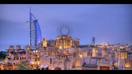 2 Bedroom Apartment for Sale in Umm Suqeim, Dubai - Madinat Jumeirah Facing Burj Al Arab + Sea view