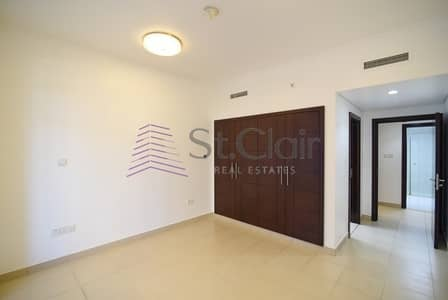 1 Bedroom Apartment for Rent in Downtown Dubai, Dubai - Chiller Free 1 BR| Podium Tower| Unfurnished
