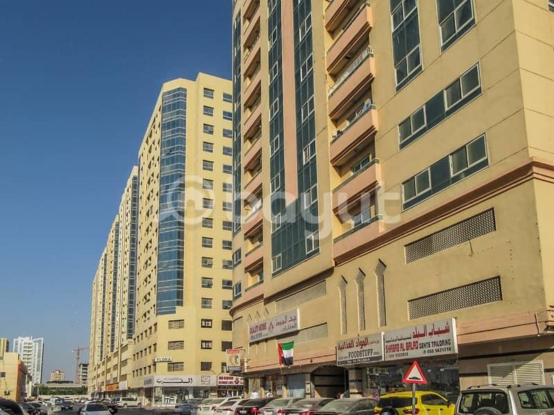 شقة في جاردن سيتي 2 غرف 250000 درهم - 3671381