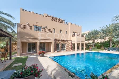 6 Bedroom Villa for Sale in Arabian Ranches, Dubai - 13000 sqft L1 Villa - Excellent Villa