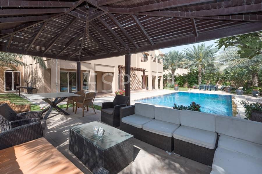 12 13000 sqft L1 Villa - Excellent Villa