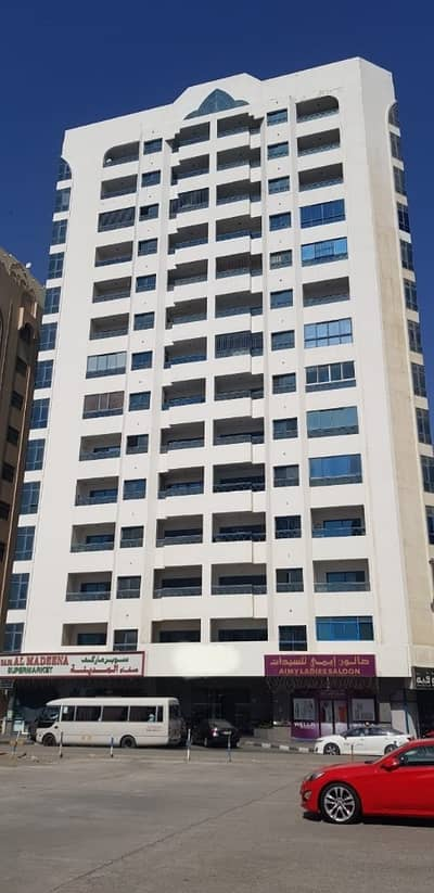 2 Bedroom Apartment for Rent in Al Majaz, Sharjah - Hot deal !!! Spacious 2 Bedroom Apartment Central Air Conditioning in very well maintained Building