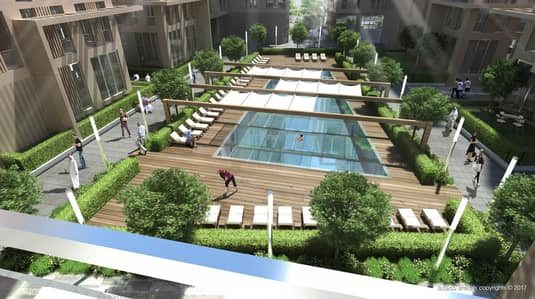 Studio for Sale in Muwaileh, Sharjah - The Right Investment! 9-11% Yield at Al Mamsha