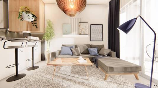 شقة 1 غرفة نوم للبيع في مويلح، الشارقة -  Dine