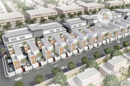 فیلا  للبيع في مدينة خليفة A، أبوظبي - Nice 8 Villas Compound In Madinat khalifa