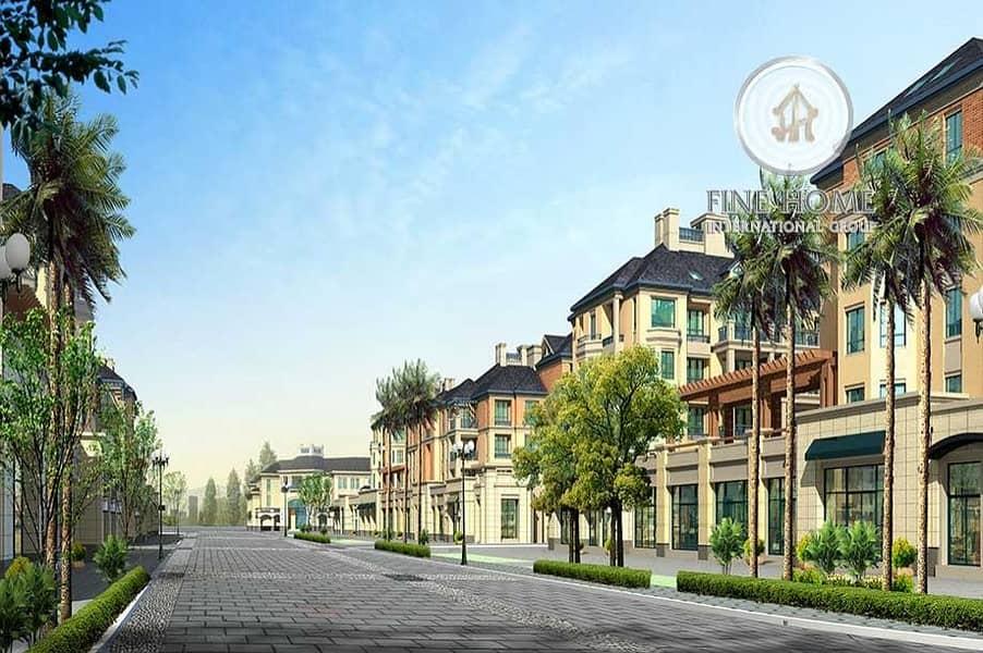 5 Villas Compound In Mohamed Bin Zayed city