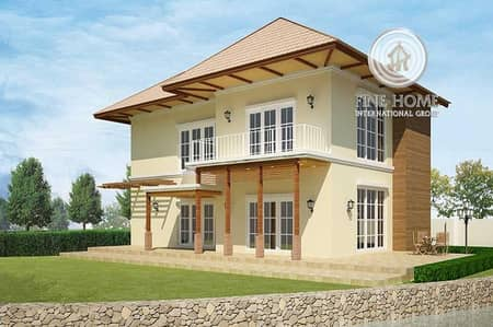 7 Bedroom Villa for Sale in Mohammed Bin Zayed City, Abu Dhabi - 7BR & Majlis Villa