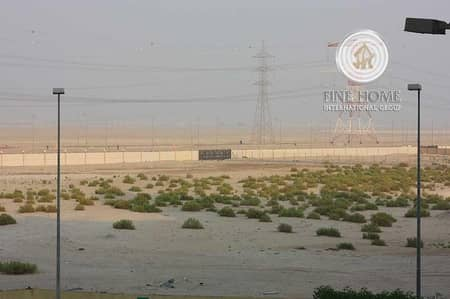 Plot for Sale in Shakhbout City (Khalifa City B), Abu Dhabi - Nice Residential Land in Shakhbout City.