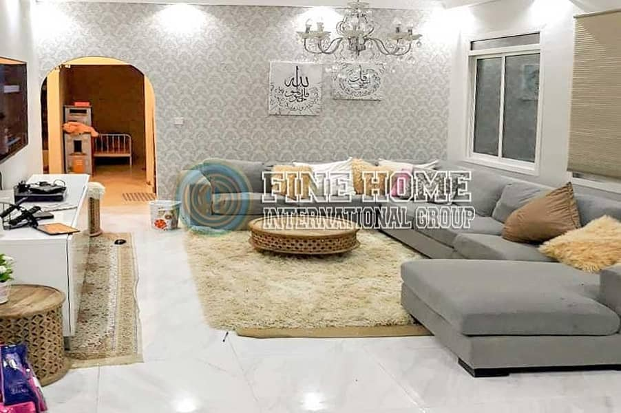 Magnificent Villa in Shakhbout_Abu Dhabi