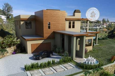 10 MBR Villa In khalifa City . Abu Dhabi