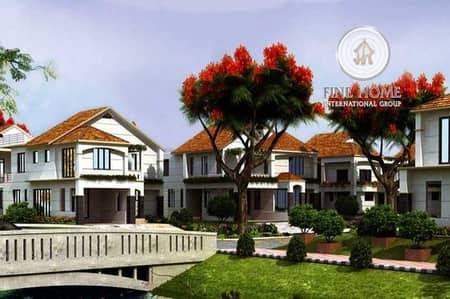 6 Bedroom Villa for Sale in Khalifa City A, Abu Dhabi - Amazing 4 Villas Compound in Khalifa City