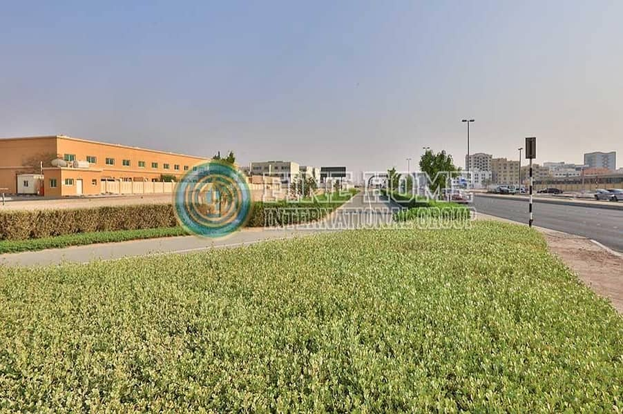 2 Residential land in Mohamed bin zayed city