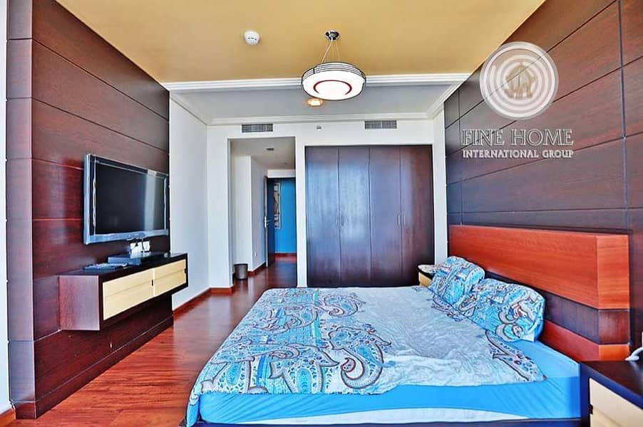 Fully furnished 3BR +1 Wiz Good Income Sky Tower.