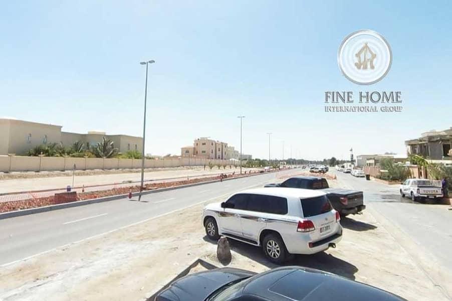 2 Great 6 Villas Compound in Khalifa City.