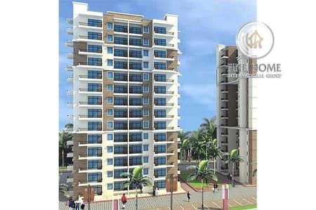 مبنى سكني  للبيع في آل نهيان، أبوظبي - New Tower in Al Nahyan Camp . Abu Dhabi
