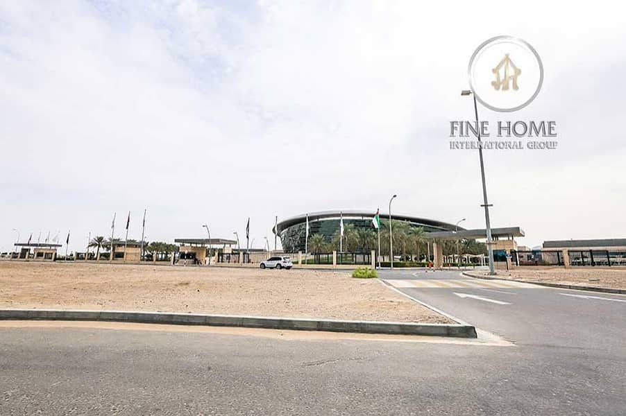 Land in Madinat Zayed . Capital District