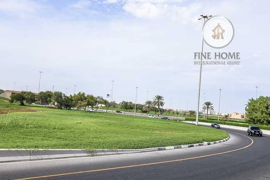 2 Superb Residential land in Madinat Zayed