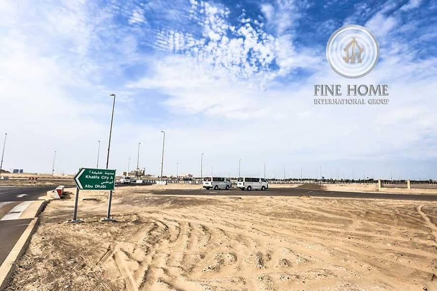 10 Land in Madinat Zayed . Capital District