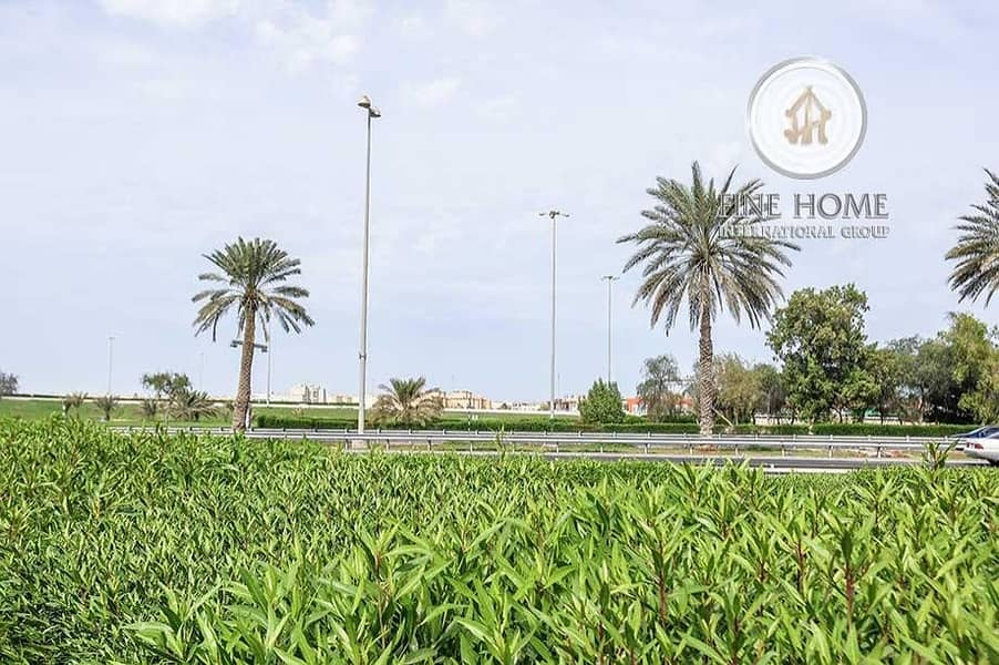 10 Superb Residential land in Madinat Zayed
