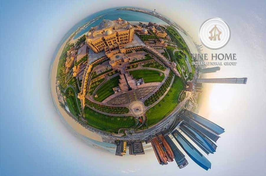 10 Magnificent 5 BR. Villa in Khalifa City.