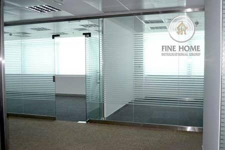 مکتب  للايجار في مصفح، أبوظبي - Fabulous Office In Mussafah