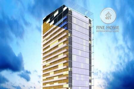 مبنى سكني  للبيع في شارع الدفاع، أبوظبي - 12F Building in Defence Street Abu Dhabi