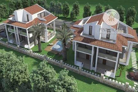 فیلا 10 غرفة نوم للبيع في الخالدية، أبوظبي - 2 Villas Compound in Al Khalidiyah Area.